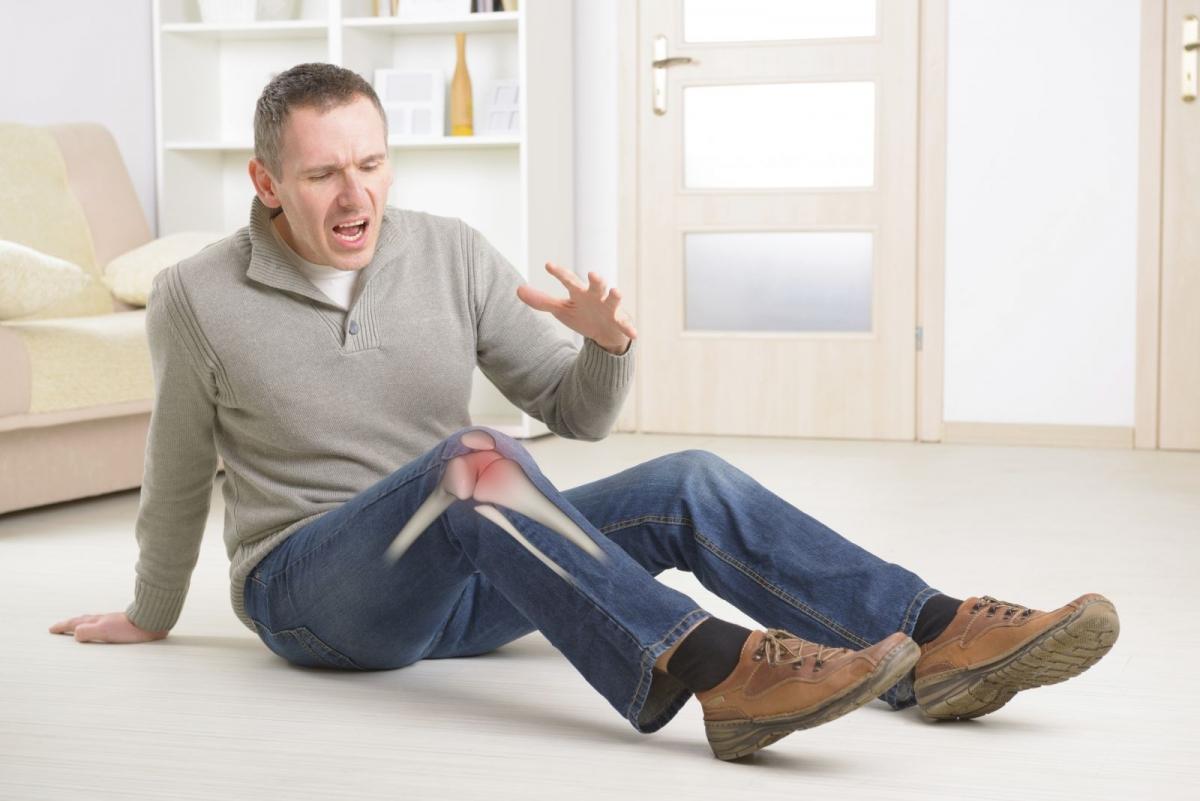 Нарост на коленном суставе